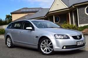 2012 Holden Calais VE II MY12 Sportwagon Silver 6 Speed Sports Automatic Wagon St Marys Mitcham Area Preview