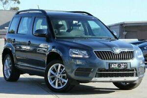 2014 Skoda Yeti 5L MY15 77TSI DSG Active Green 7 Speed Sports Automatic Dual Clutch Wagon Nunawading Whitehorse Area Preview