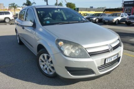 2004 Holden Astra AH CD Silver 4 Speed Automatic Hatchback Heatherton Kingston Area Preview