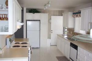 Furnished Ocean View Home in WHITE ROCK. Clean, Bright, Garage