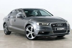 2014 Audi A3 8V MY14 Ambition S Tronic Monsoon Grey 7 Speed Sports Automatic Dual Clutch Sedan Darlinghurst Inner Sydney Preview