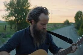 2 x stalls tickets to see Iron & Wine at Hammersmith Eventim Apollo