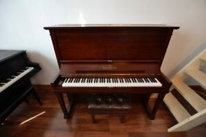 Heintzman Upright Piano The Piano Boutique.