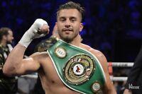 Boxe David Lemieux vs Hassan N'Dam 20 juin Centre Bell