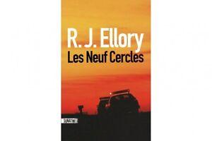 Roman Les neuf Cercles par l'auteur E.J Ellory