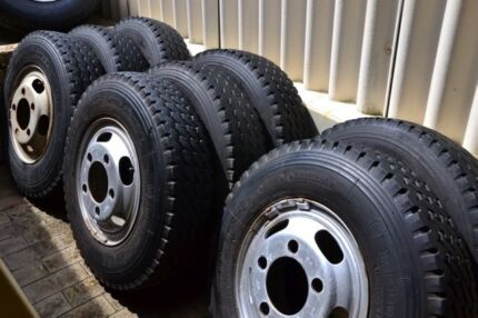 Bridgestone tyres and rims Kardinya Melville Area Preview