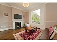HUGE 3 BEDROOM HOUSE - VICTORIAN HOUSE- PRIVATE GARDEN - MASSIVE ROOMS