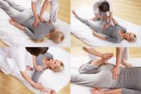 Shiatsu $10 off your 1st appointment