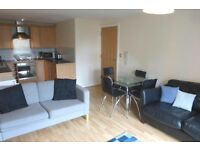 2 bed with parking, available now & with parking!
