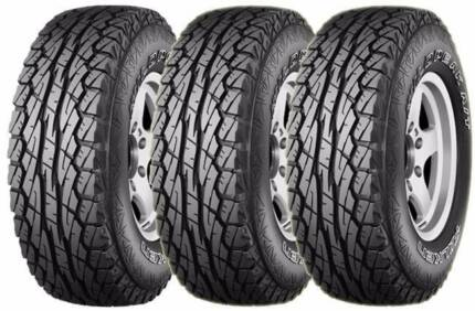 DISCOUNTED SUV 4x4 4WD Tyres SAVE $$$ with FREE MOBILE SERVICE Worongary Gold Coast City Preview