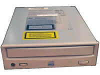 Computer internal CD ROM Drive