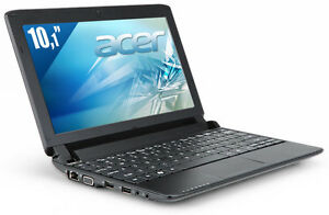 """ACER ASPIRE ONE D255E 10.1"""" 2GB 160GB OFFICE PRO 2013 **like new**"""