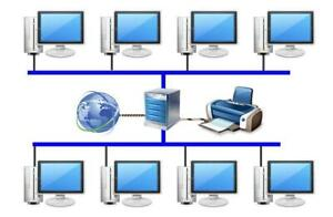___ #*#  Network cabling and wiring  ____#*#____   We supply & Install your computer network ## networking #