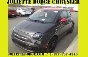 2015 FIAT 500 Pop GRIS BLUETOOTH AIR CLIM
