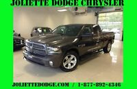 2014 Ram 1500 SPORT 4X4 HEMI GRIS CREW CAB BT 6 SUSPENSION AIR