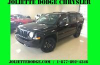 2015 Jeep Patriot ALTITUDE 4X4 NOIR UCONNECT