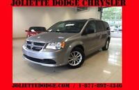 2014 Dodge Grand Caravan SXT PLUS 3 X A/C DVD STOW N GO CAMERA B