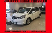 2013 Honda FIT LX (A5) BLANC AC BLUETOOTH