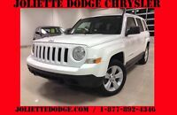 2011 Jeep Patriot NORTH 4X4 BLANC VUS SIEGES CHAUFFANT