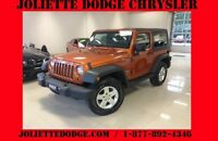 2011 Jeep Wrangler SPORT ORANGE MAG FOG