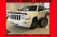 2009 Jeep Patriot NORTH BLANC 4X4 VUS AC MAG FOG