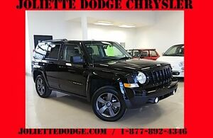 2015 Jeep Patriot HIGH ALTITUDE 4X4 NOIR VUS CUIR TOIT UCONNECT