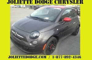 2015 FIAT 500 Pop GRIS AIR CLIM BLUETOOTH