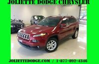 2015 Jeep Cherokee NORTH ROUGE 4X4 LATITUDE UCONNECT VUS TEMPS F