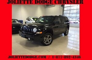 2015 Jeep Patriot HIGH ALTITUDE NOIR 4X4 VUS TOIT CUIR UCONNECT