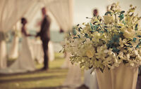 Now booking Destination Weddings for 2017/2018!