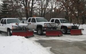 **Snow Removal & Salting services** Spots available**