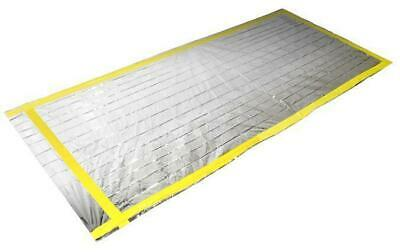 Emergency Thermal Sleeping Bag System Bivvy Sack Survival Disaster 83 x 36 inch - Emergency Bivvy Sack