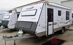 Galaxy Odyssey - The free campers caravan. 3x batteries and solar Wodonga Wodonga Area Preview