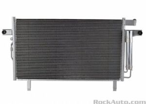 a/c condenser 01-04 pathfinder v6 3.5l new in box