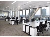 Office to Rent, Salesforce Tower - Serviced Offices in * Bishopsgate-EC2N * Office Space To Rent