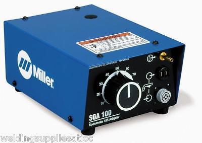 Miller Or Hobart Sga 100 Control Spoolmate 1003035 Adapter 043856
