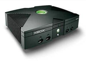 USED! Original Xbox!