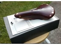 New Brooks Leather Saddle- 'B17 Champion Special'