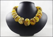 Baltic Amber Natural Necklace Beads