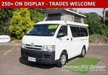 U3128 Toyota Hiace Automatic Pop Top, BE QUICK ! Very Popular ! Penrith Penrith Area Preview