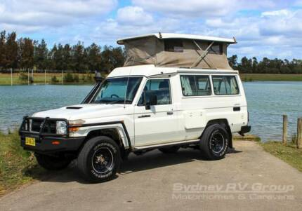 U2982 Toyota Landcruiser V8 4WD Go Anywhere Off-Road Camper Penrith Penrith Area Preview