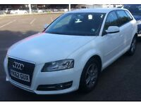 AUDI A3 SPORTBACK 1.6 - Bad Credit Specialist - No Credit Scoring Available
