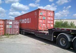 10ft, 20ft, 40ft(8.6 or 9.6) and even 45ft sea container Sarnia Sarnia Area image 4