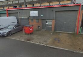 One or Two Light Industrial Units to let in SW17 0AR