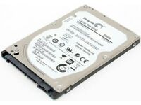 2 x 120GB Laptop Hard Drives (sata)