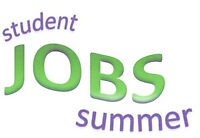 Are you looking for a summer job?