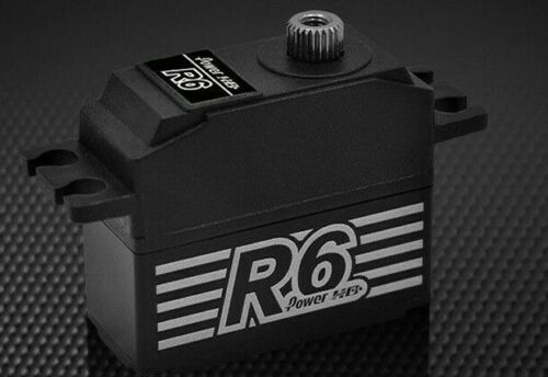 RC 1/10 Car Racing SERVO Coreless High Speed Low Profile .09/Sec  R6