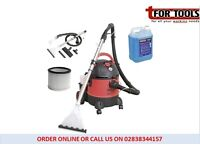 Sealey PC310 Valeting Machine Wet & Dry 20ltr 1250w 5ltr Carpet Cleaner