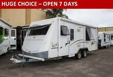 CU757 Jayco Sterling, Beautiful Interior with U-shaped Café Dinet Penrith Penrith Area Preview