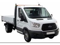 Ford Transit 350 rwd 2.2 tdci 125 mwb 1 way tipper truck 2014 64 reg